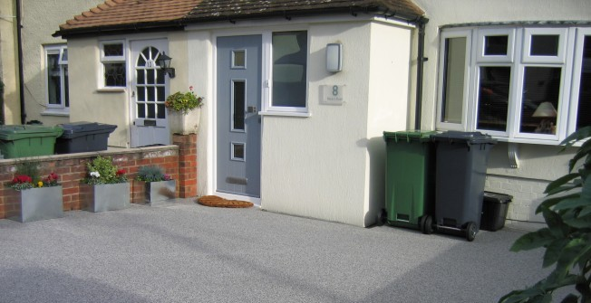 Resin Bound Driveways in Archiestown