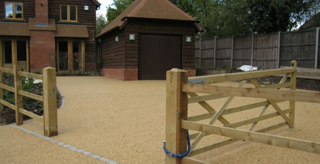 Driveway Design Company in Bow Broom
