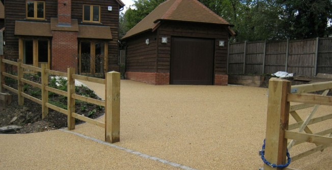 Decorative Driveways UK in Ablington