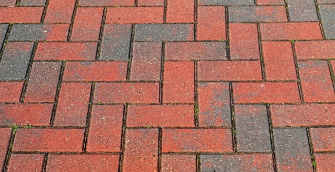 Paving Patterns and Designs in Allington