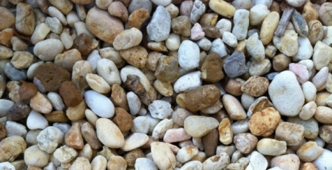 Loose Gravel Stones in Aslockton