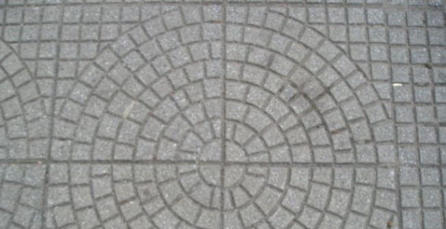 Pattern Imprinted Concrete